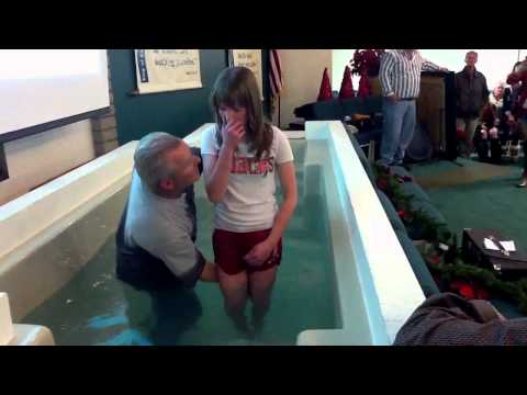 2011 Water Baptism at Cornerstone AZ Part 1/2