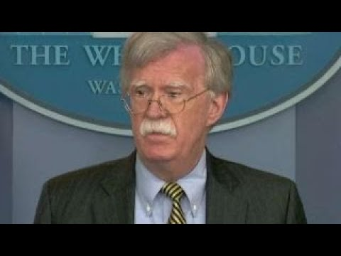 John Bolton on Iran: Our policy is not regime change