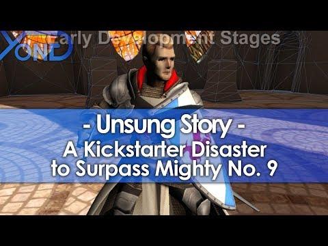 Unsung Story, a Kickstarter Disaster to Surpass Mighty No. 9