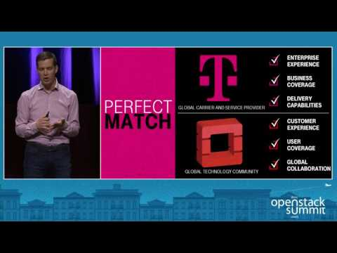 Deutsche Telekom Sponsor Keynote- DTAG- Unlocking the Public Cloud Potential of OpenStack