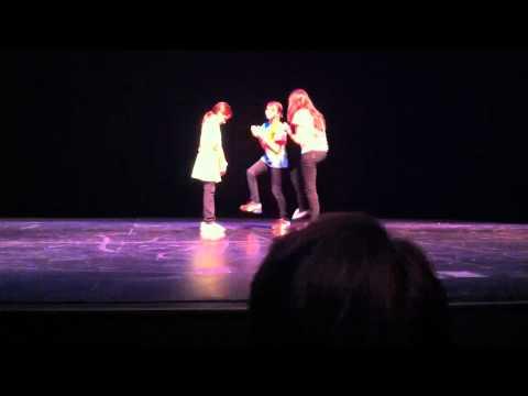 Step Dance for Santa Clarita Reflections