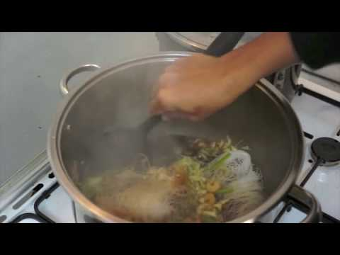 Pancit Bihon Filipino Recipe - Pinoy Philippines - Shrimps noodles