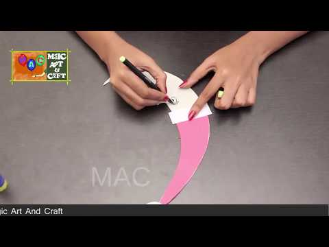Diy Paper Moon Making For Kids