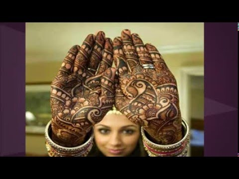 Bridal Mehndi Artist In Bangalore : The best bridal mehandi artists in bangalore youtube