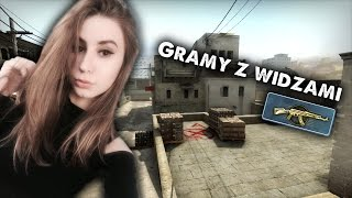 CS:GO - Gramy z widzami MM ❤