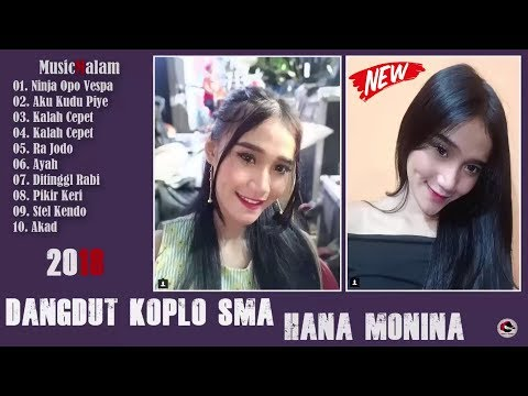 The Rosta Hana Monina Terbaru Full Album Dangdut Hot Koplo 2018