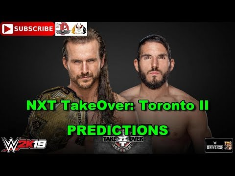 wwe-nxt-takeover-toronto-ii-nxt-championship-adam-cole-vs-johnny-gargano-predictions-wwe-2k19