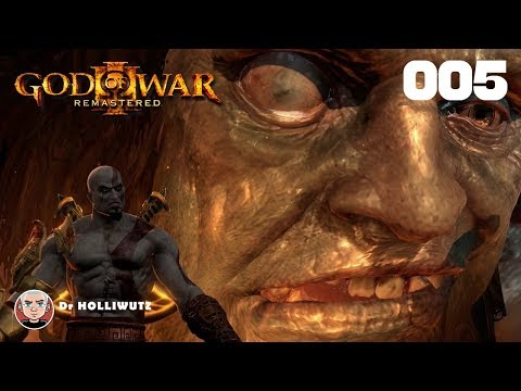 God of War 3 #005 - Hephaistos, der Schmied  [PS4] Let's Play GOW3 remastered