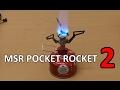 MSR pocket rocket 2 stove - NEW 2017 Model