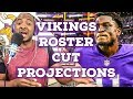 Gambar cover Realistic Randy: Vikings Roster Cut Projections