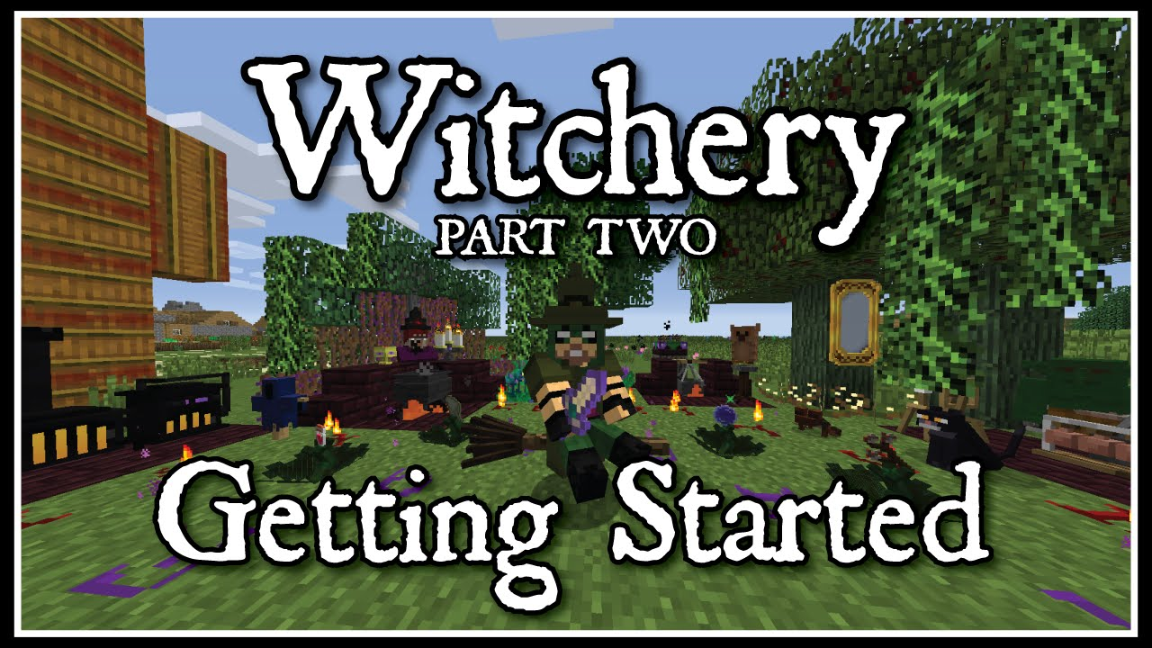 how to get started witchery