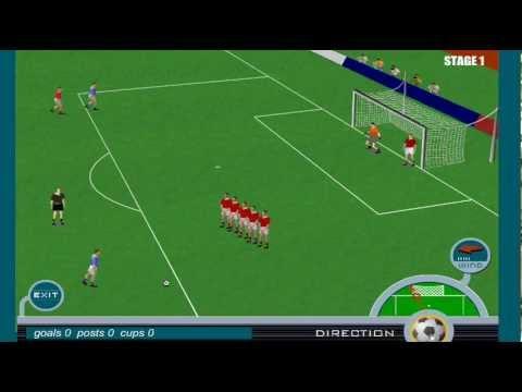 Futbol Kicks Juegos Online Gratis Youtube