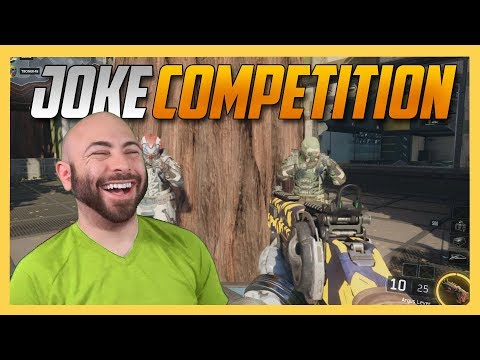 """Make Us Laugh Or Else! """"Why Ethiopia?!?"""" Call of Duty Joke Competition thumbnail"""