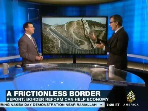 Al Jazeera America A Frictionless Border