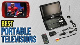 6 Best Portable Televisions 2017