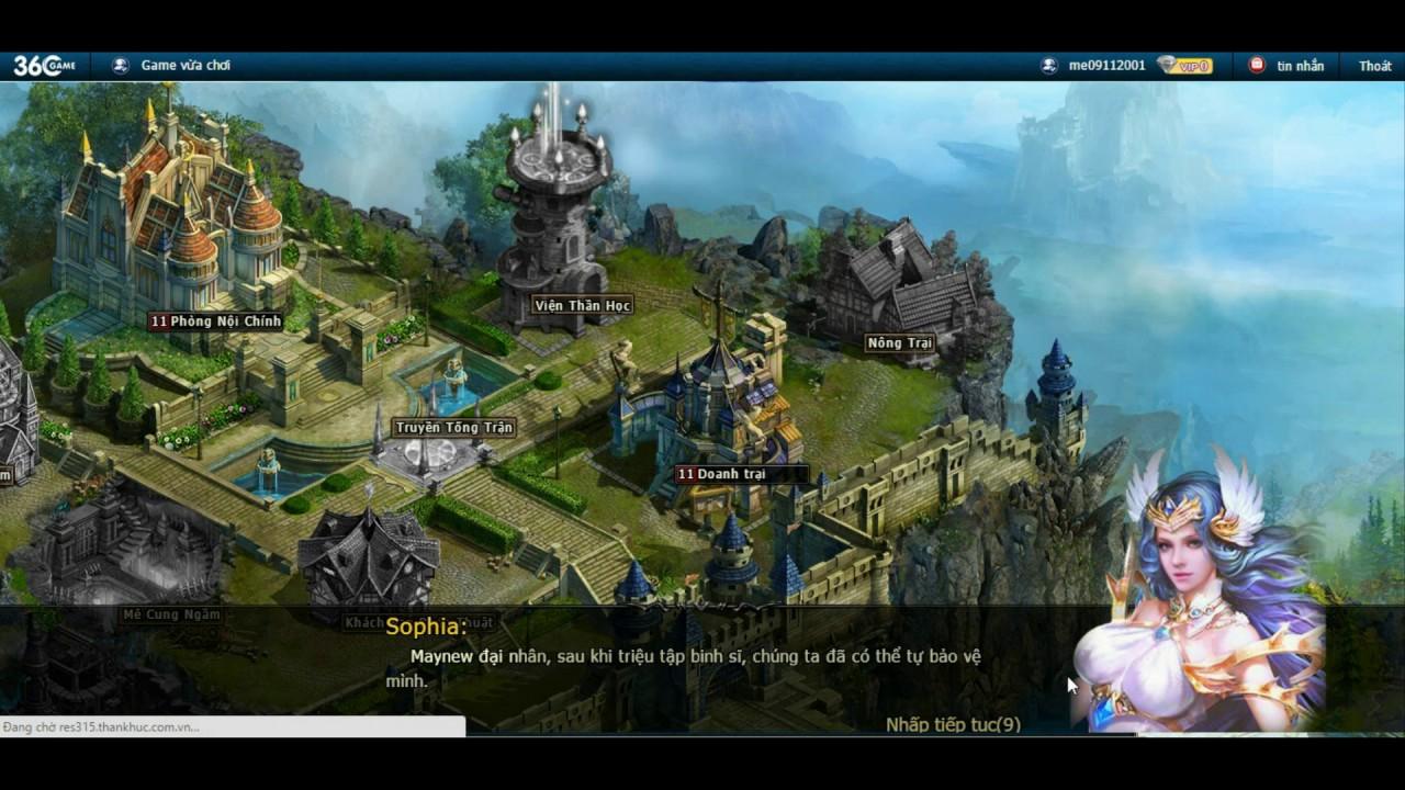 Thần Khúc – Webgame Nhập Vai Chiến Thuật Hay Mới Nhất