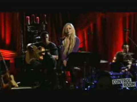 Avril Lavigne - Losing Grip  Live At Roxy Theatre