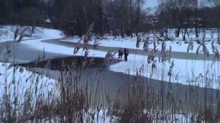 Рыбаки на реке Десна(, 2014-02-13T08:44:16.000Z)
