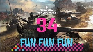 WoT - FUN FUN FUN 34