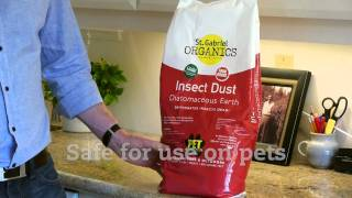 Insect Dust (Food Grade Diatomaceous Earth) Review at Eartheasy.com