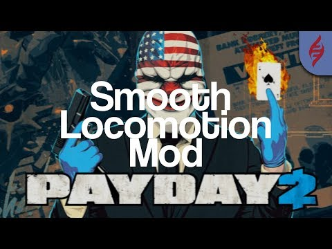Payday 2 VR -  Smooth Locomotion Mod - How to Install