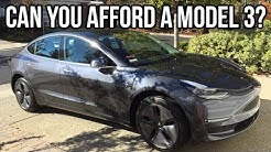 Can You Afford A Tesla Model 3?