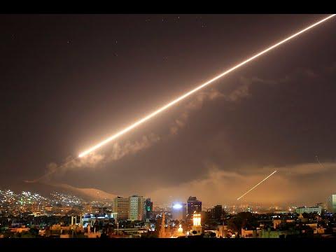 Israel Lanza Un Inesperado Ataque Contra Siria Hoy.