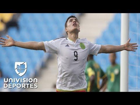 """Marco Ruiz y el triunfo del Tri Sub-20 ante Senegal: """"Tenía la carta de Ronaldo Cisneros"""""""