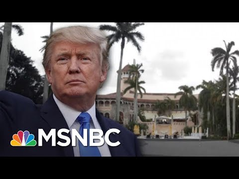 President Donald Trump Last Thanksgiving: We Need To Heal Our Divisions | The 11th Hour | MSNBC