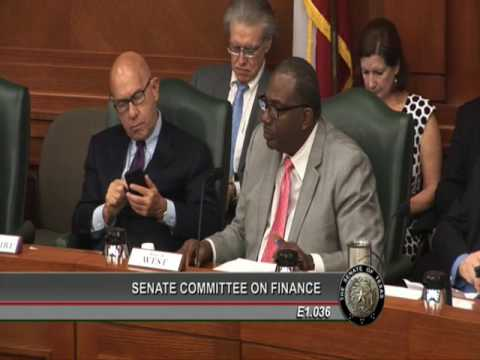 Senate Finance: SB 1: Final Budget Recommendations - March 22, 2017