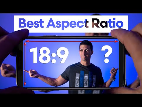 Is 18:9 the BEST Aspect Ratio for YouTube? – How to Change Aspect Ratio to 18:9 for BETTER Videos