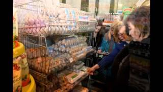 В Чебоксарах чиновники обошли продуктовые магазины и отметили повышение цен(, 2014-12-19T11:08:52.000Z)