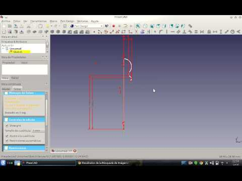 Freecad - simple pawn