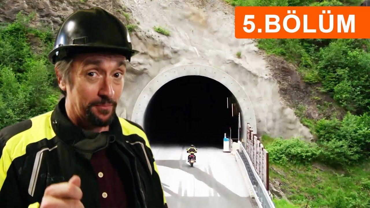 Dünyanın En Uzun ve En Derin Tüneli - Richard Hammond ile Dev Yapılar   5.Bölüm