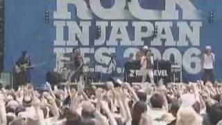 【LIVE】 RHYMESTER - ROCK IN JAPAN FES.2006