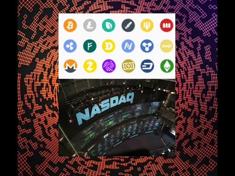 Crypto exchange getting listed on NASDAQ!