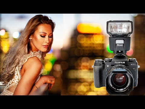 ON Camera Flash Photography Tutorial