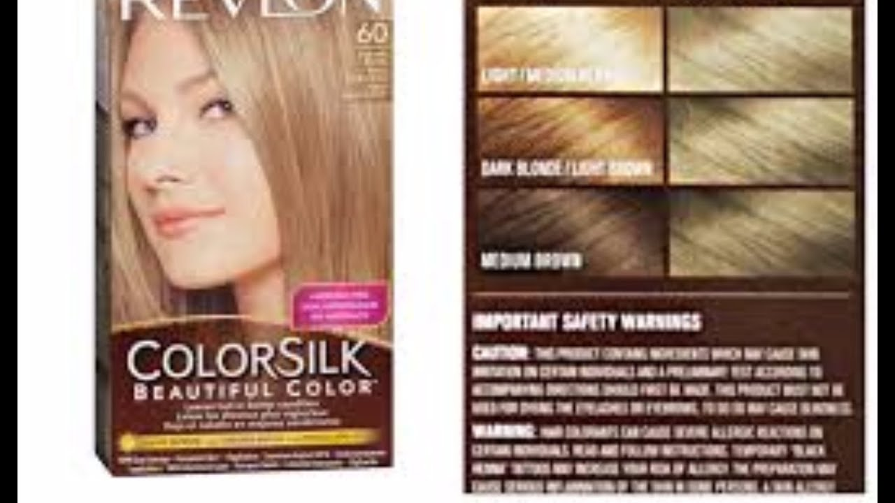 كيفية اختيار صبغة الشعر وخلطها في المنزل Youtube