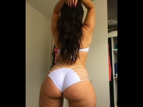 Amazing Latin Booty Bouncing