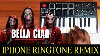 Money Heist Bella Ciao iPhone Ringtone Remix By Raj Bharath
