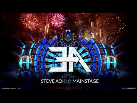 Steve Aoki & Yellow Claw ft. Gucci Mane & T-Pain - Guarantee It @ UMF 2017