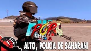 ALTO! POLICIA DE SAHARANI | Arma 3 PoP LIFE 2.0 - En Directo