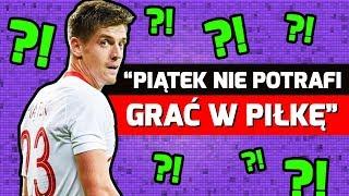 Znany piłkarz POCISNĄŁ PIĄTKOWI!