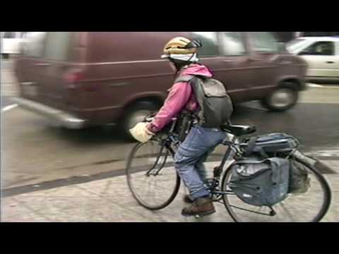 BIKE COURIERS IN TORONTO - trailer