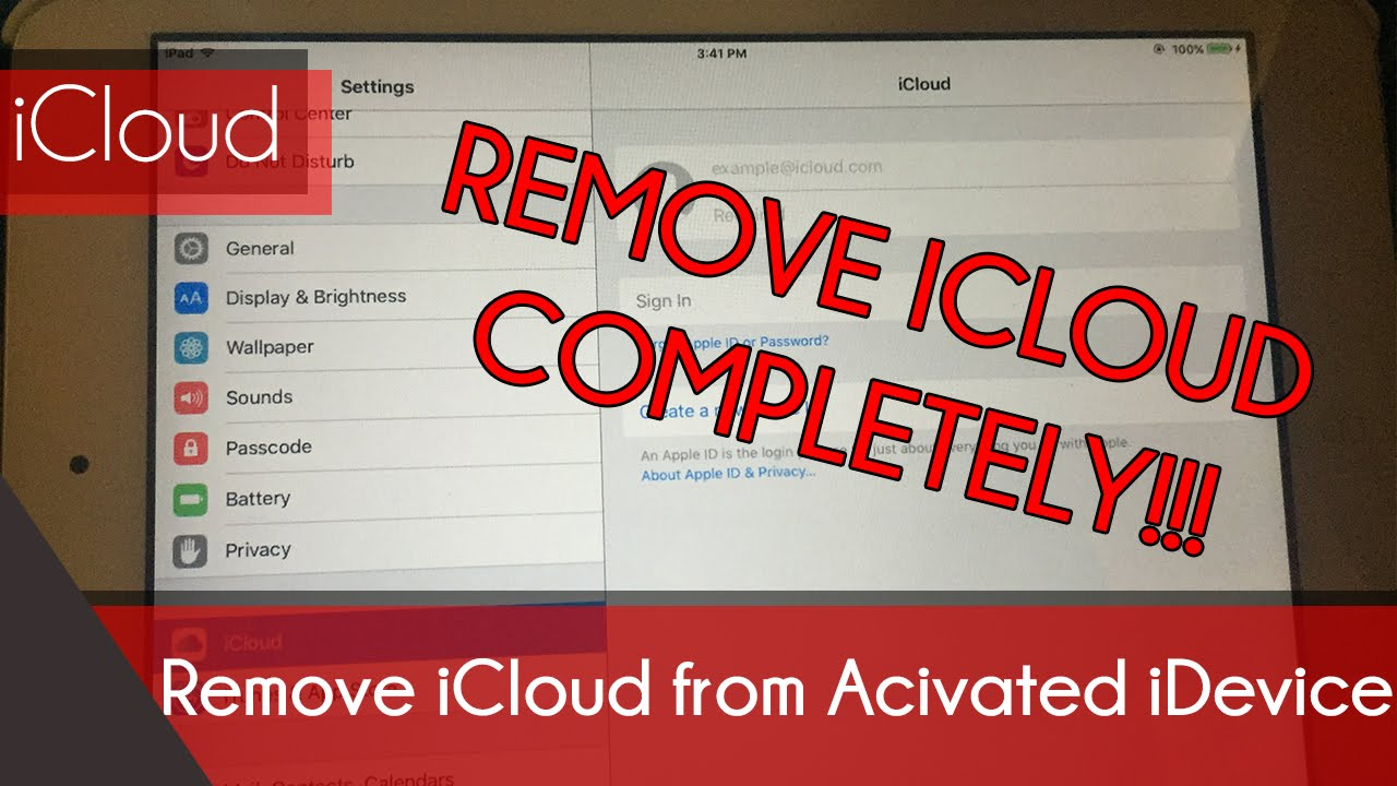 how to cancel icloud account
