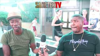 Brother Polight Interview Tariq Nasheed About The Assassination Attempt On His Life