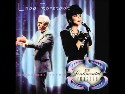 """Linda Ronstadt   """"I Don't Stand a Ghost of a Chance With You"""""""
