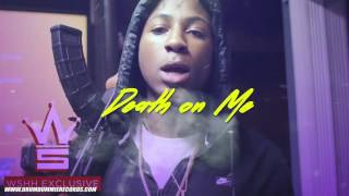 NBA YoungBoy Type Beat - Death on me  | (Prod. By: Kingdrumdummie) [Guitar By: AJ Hirsch]