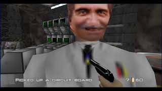 GoldenEye 007 - Agent Walkthrough - Part 6: Silo