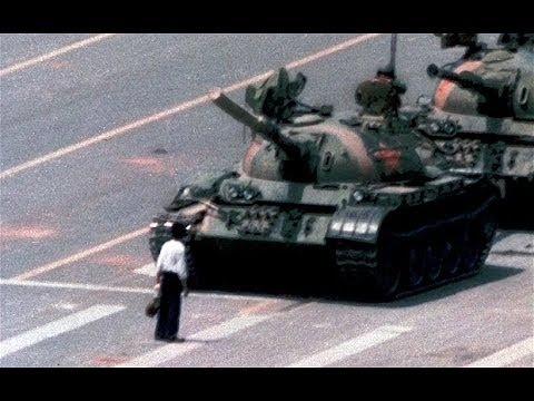 Tiananmen Square 25th Anniversary -- Remembering the Bloody Crackdown
